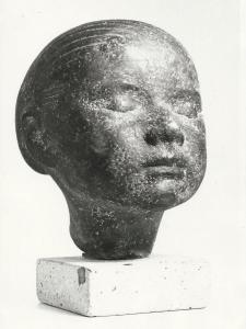 01 Kinderkopf Bronce 1960