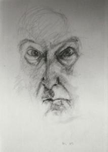 Zeichnung Portrait weiblich 01 01(02-01-2018)