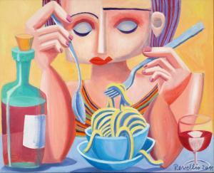 Spaghettiesserin 2011 Öl